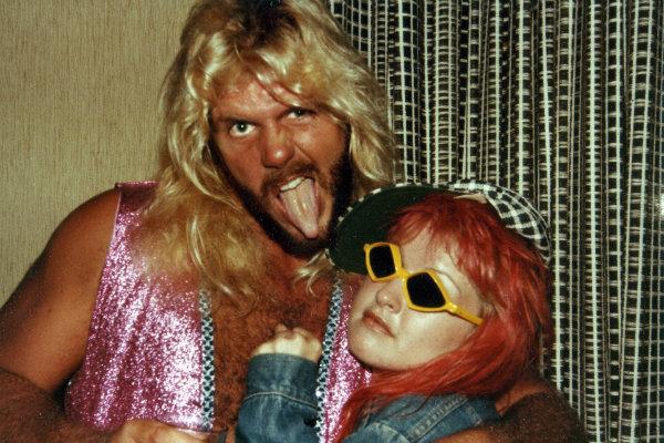 Michael Hayes & Cyndi Lauper