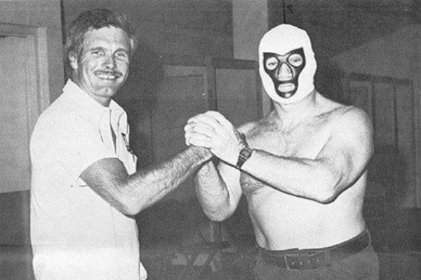 Ted Turner & Mr. Wrestling II