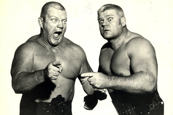 Da Crusher & Dick the Bruiser
