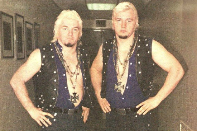 Hell's Angels (Ron Dupree and Chris Colt)