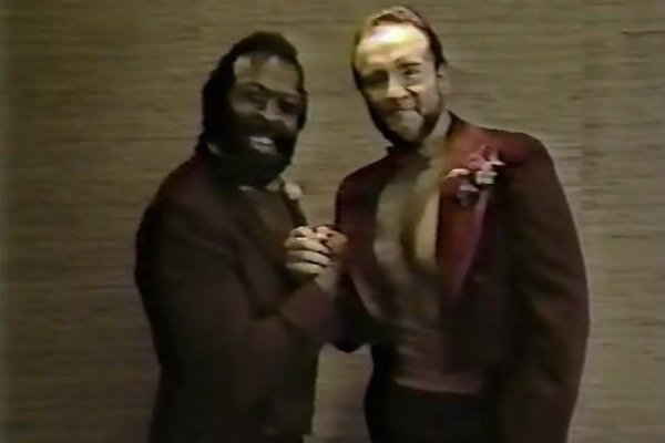 The Bruise Brothers as The New Fabulous Ones