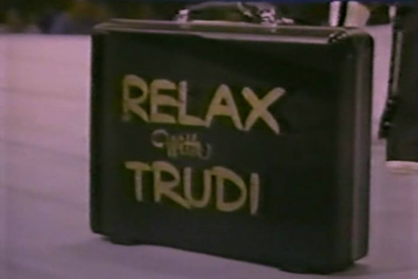 Relax With Trudi
